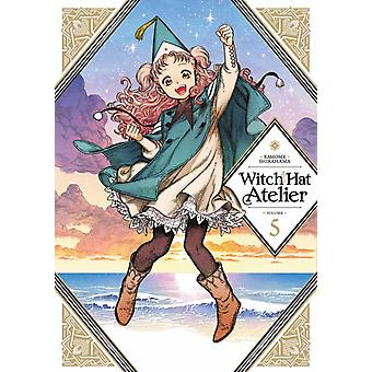 Witch Hat Atelier 5 by Kamome Shirahama