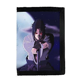 Naruto Sasuke Uchiha Plånbok
