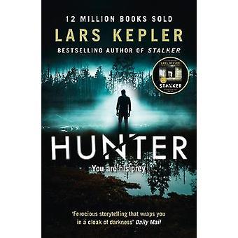 Hunter (Joona Linna - Book 6) by Lars Kepler - 9780008205935 Book
