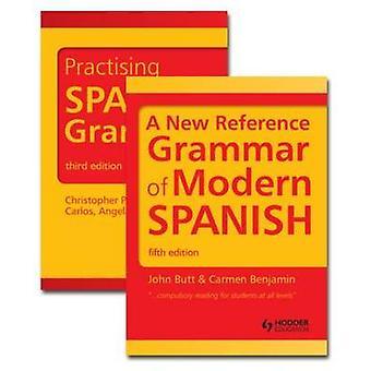 Spanish Grammar Pack - 9781444165104 Book