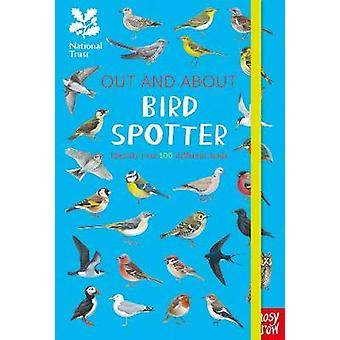 National Trust - Out and About Bird Spotter - A children's guide to ove