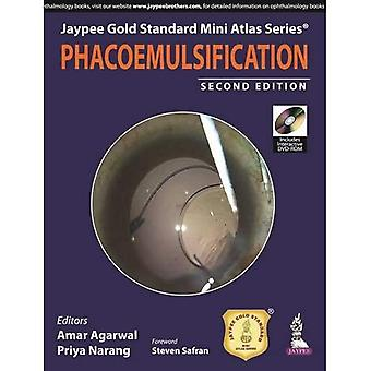 Jaypee Gold Standard mini Atlas sorozat phacoemulsification