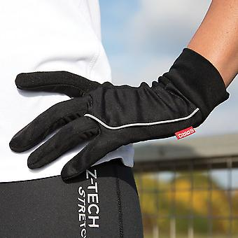 Spiro Adults Unisex Elite Running Gloves