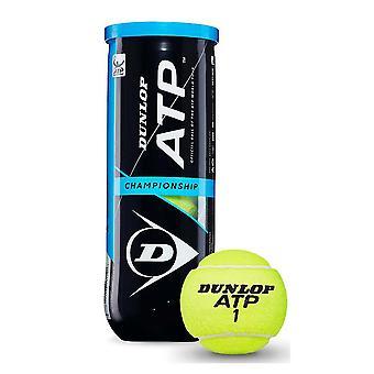 Dunlop ATP Championship Tennis Balls Tube of 3
