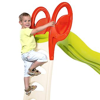 Smoby Childrens Kids 2-In-1 XL Super Garden Outdoor Slide 1.5-3 Meter