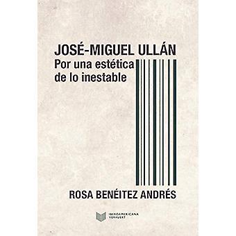 Jose-Miguel Ullan - Por una estetica de lo inestable by Rosa Beneitez