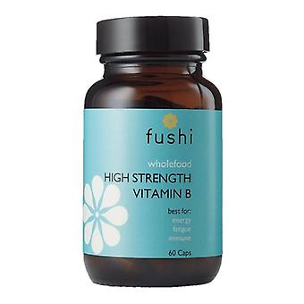 Fushi Wellbeing Whole Food Vitamin B Complex Veg Caps 60 (F0021256)