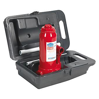 Sealey Sj5Bmc flacon Jack 5Tonă cu Carry-case