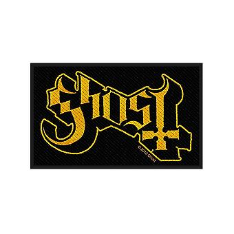 Ghost Patch Band Logo Prequelle new Official 10cm x 7.5cm woven sew on