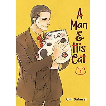 A Man And His Cat 1 by Umi Sakurai - 9781646090266 Book