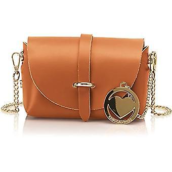 Good bag Cbc7700tar Brown Women's Shoulder Bag (Leather) 9x11x18 cm (W x H x L)