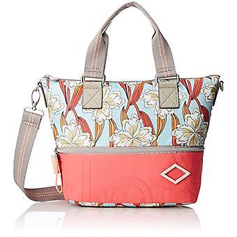 Oilily Charm Ornament Handbag Shz - Turquoise Women's Bag (Light Turquoise) 13x26x38 cm (B x H T)
