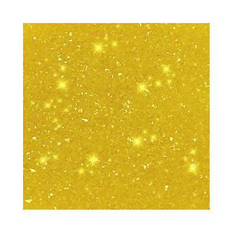 Rainbow Dust Yellow Glitter - 5g Loose