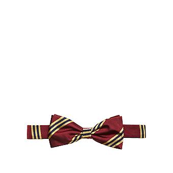 Brooks Brothers Boys' Pure Silk Striped Bow Tie In