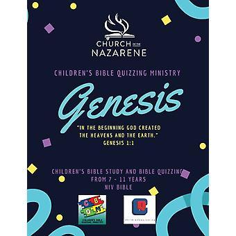 Childrens Bible Quizzing Ministry  Genesis by Pamela Vargas Castillo