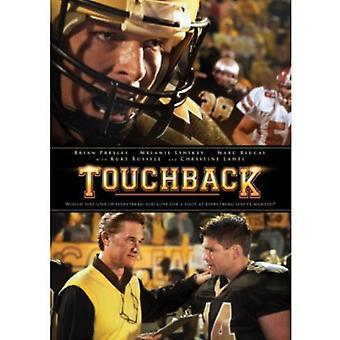 Touchback [DVD] USA importerer