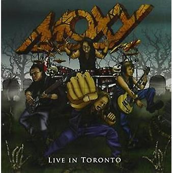 Moxy - Live in Toronto [CD] USA import