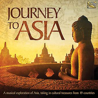 Journey To Asia [CD] USA import