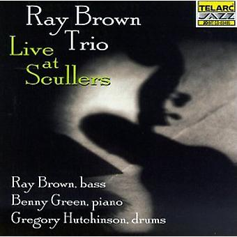 Ray Brown - Live at Scullers [CD] USA import