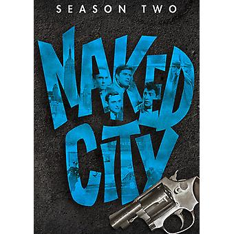 Naked City: Säsong 2 [DVD] USA import
