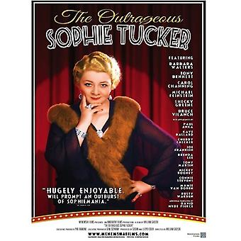 Outrageous Sophie Tucker [DVD] USA import