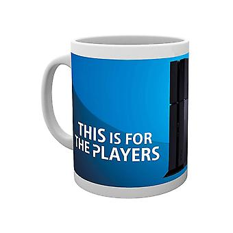 PlayStation, Mug - Console
