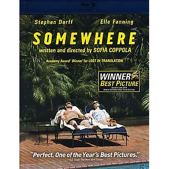 Somewhere [BLU-RAY] USA import