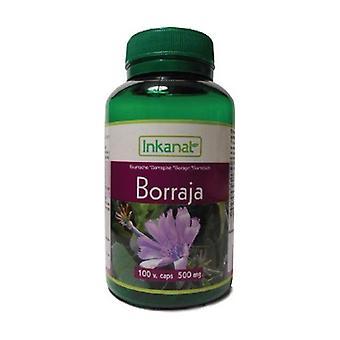 L'huile de Borraja 100 perles de 500mg