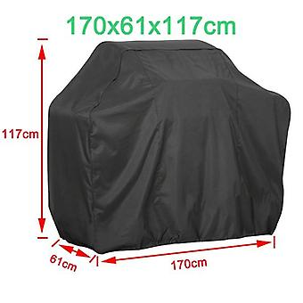 Bbq Outdoor Dust Waterproof Weber Heavy Duty Grill Cover - Rain Protective