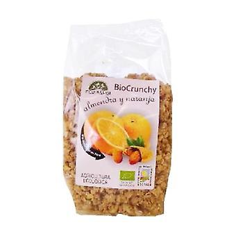 Crunchy Almond and Orange Muesli Bio 250 g