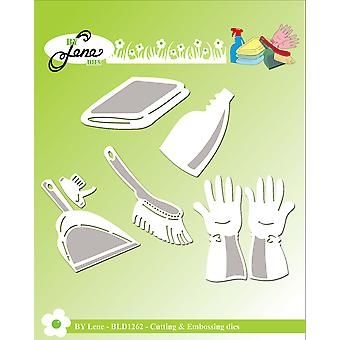 By Lene Cleaning 1 Cutting & Embossing Dies