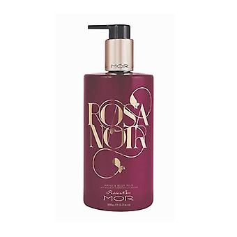 Mor Hand And Body Milk 500Ml Rosa Noir