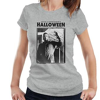 Halloween Michael Myers About To Grab Women's T-Shirt