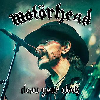 Motorhead - Clean Your Clock [Blu-ray] USA import