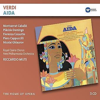 Verdi / Muti, Riccardo / Caballé, Montserrat - Aida [CD] USA import