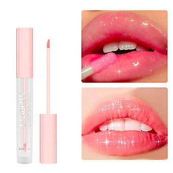 Lip Lightening, Moisturizing And Antioxidative Serum-liquid Gloss