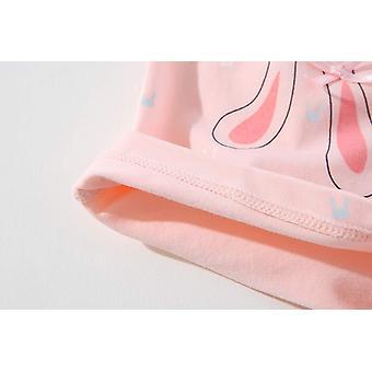 FYDRISE tyttöjen alus vaatteet pupu puuvilla saumaton pikkuhousut lyhyt 4T