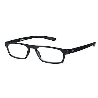 Reading Glasses Unisex Duo black +3.00 (le-0182A)