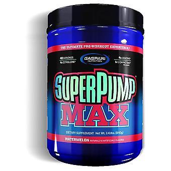 Gaspari Nutrition SuperPump Max 480 gr