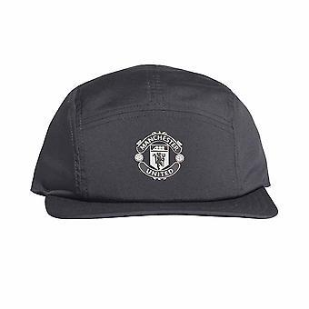 2020-2021 Man Utd Adidas SP-korkki (tummanharmaa)