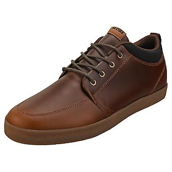 Globe Gs Chukka Mens Casual Trainers in Brown