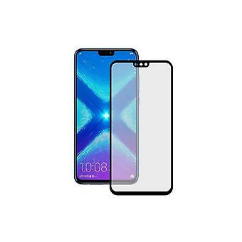 Film Tempered Glass Protector for Honor 8x KSIX Extreme 2.5D Black