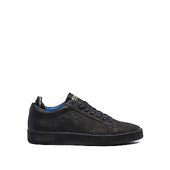 Replay Men's Erik Lace Up Leather Sneakers