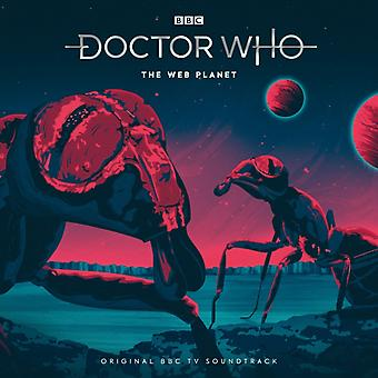Doctor Who The Web Planet by Strutton & Bill