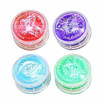 Colorful Plastic Easy To Carry Yoyo Ball