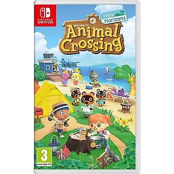 Animal Crossing New Horizons Nintendo Switch Spiel