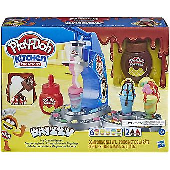Play-Doh Drizzy Ice Cream Playset Toy