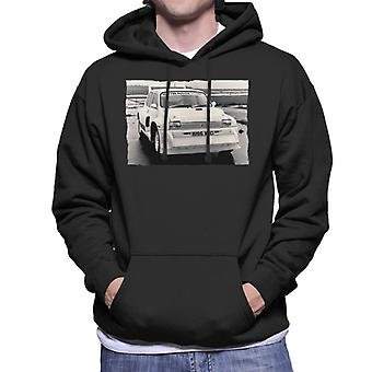 MG Austin Rover British Motor Heritage Men's Hooded Sweatshirt