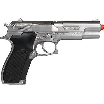 CAP GUN - 45/0 - Gonher Police Pistol 8 Shots