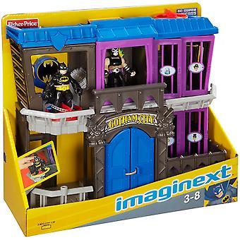 Imaginext DC Friends Batman Gotham City Jail